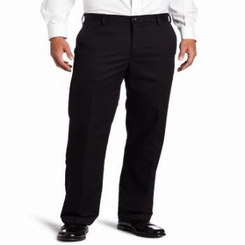 IZOD Men's American Chino Flat Front Straight Fit Pant,