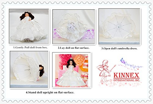 Kinnex Collections by Amanda 24quot Porcelain Quince Anos