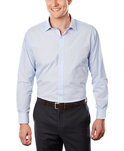 Unlisted by Kenneth Cole mens Slim Fit Checks and Stripes